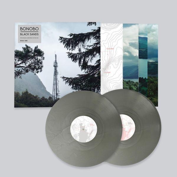 Bonobo: Black Sands: 10th Anniversary Edition Grey Vinyl