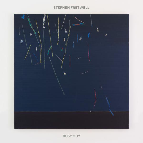 Stephen Fretwell: Busy Guy: Black Heavyweight 180g Vinyl