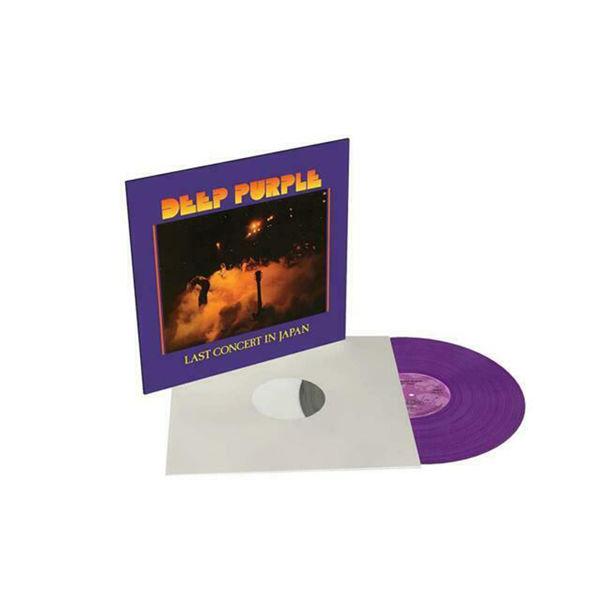 Deep Purple: Last Concert In Japan: Limited Edition Purple Vinyl