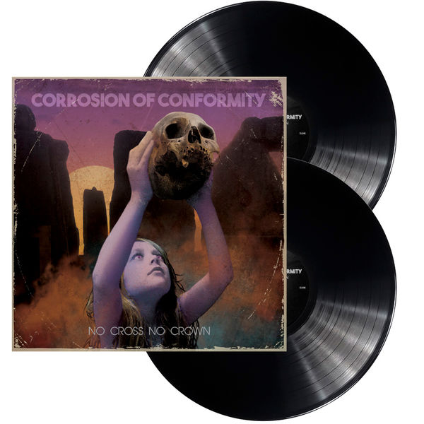 Corrosion Of Conformity: No Cross No Crown: Limited Double Gatefold Vinyl