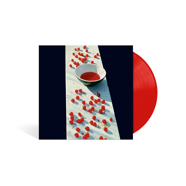 Paul McCartney: McCARTNEY LIMITED EDITION RED VINYL