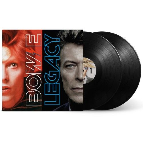 David Bowie: Legacy: The Best of Bowie Double Vinyl