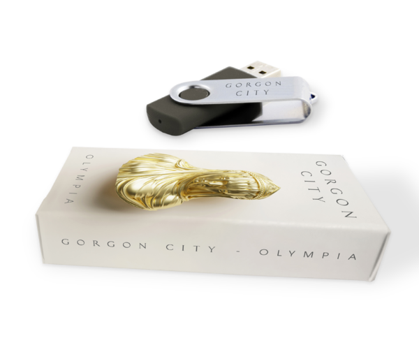Gorgon  City: Olympia Memory Stick