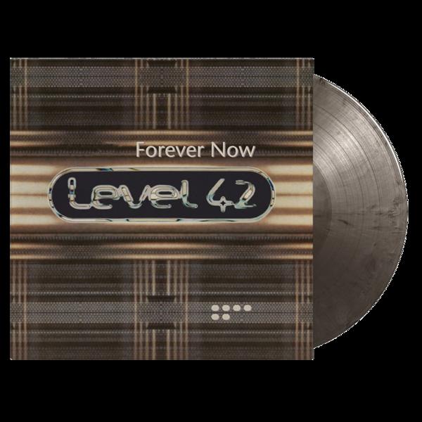 Level 42: Forever Now: Silver & Black Marbled Vinyl