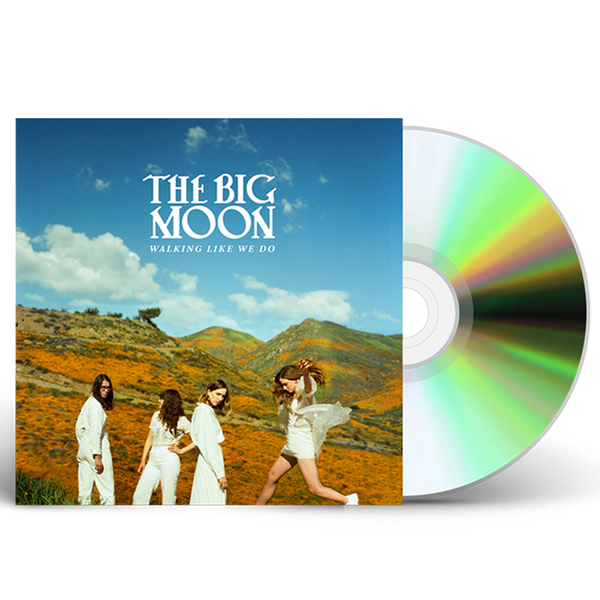 The Big Moon: Walking Like We Do: CD