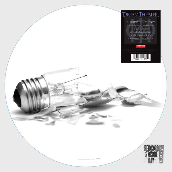 Dream Theater: Illumination Theory: Picture Disc