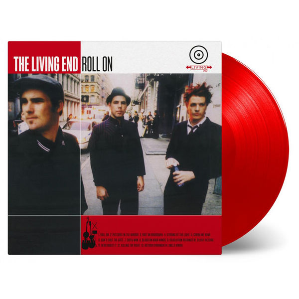 The Living End: Roll On: Numbered Red Vinyl
