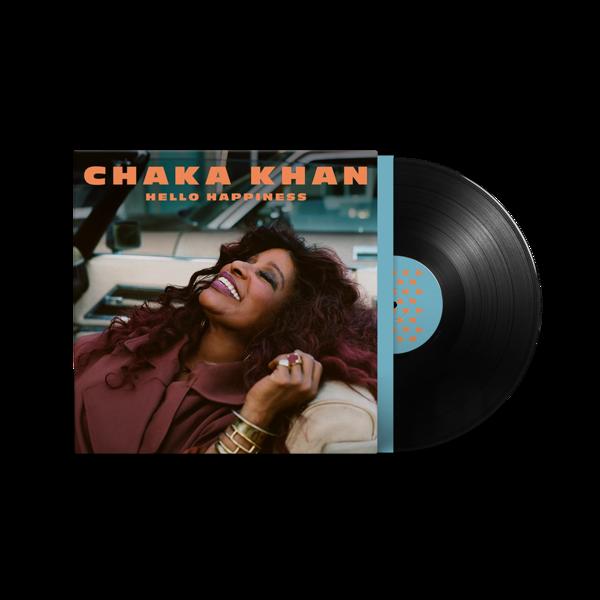Chaka Khan: Hello Happiness: LP