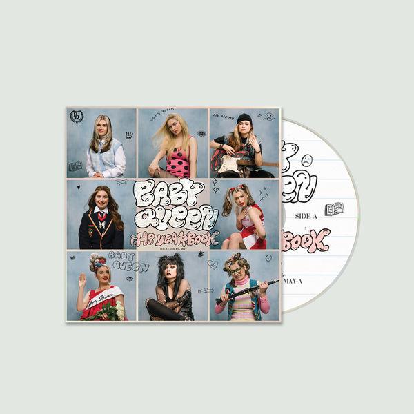 Baby Queen: The Yearbook CD
