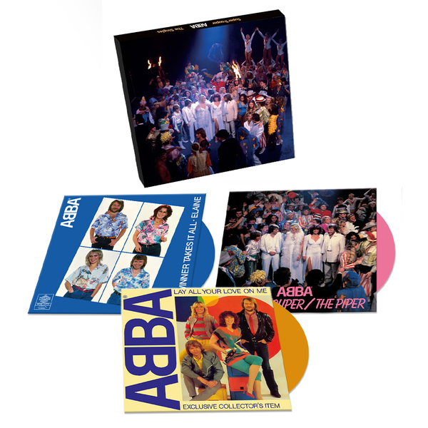 Abba: Super Trouper: 40th Anniversary Singles Box Set