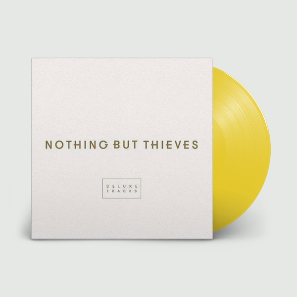 Nothing But Thieves: Deluxe Tracks: Limited Edition Yellow 10