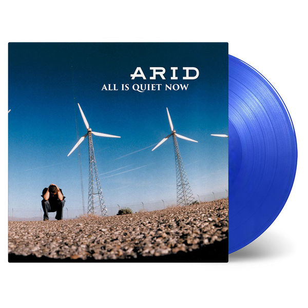 Arid: All Is Quiet Now (Numbered / Blue Vinyl)