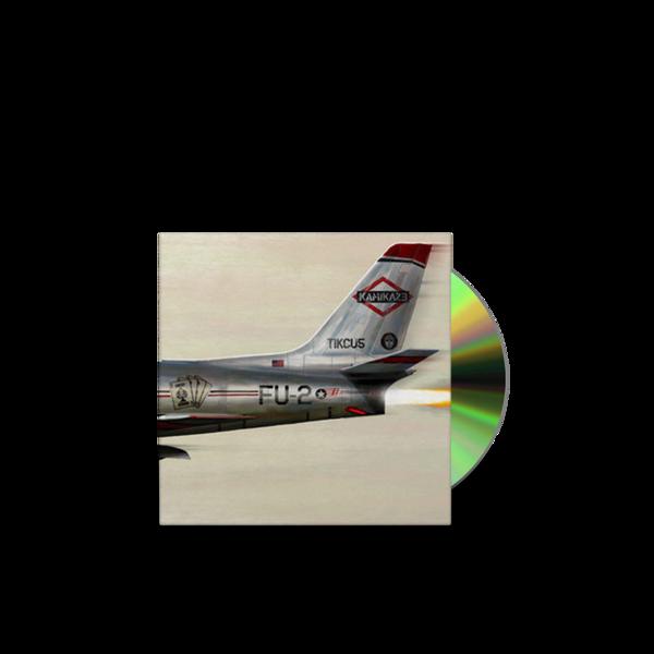 Eminem: KAMIKAZE CD