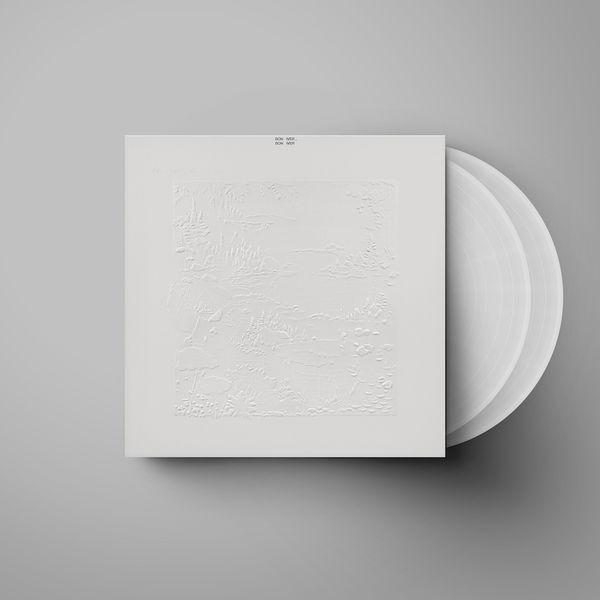 Bon Iver: Bon Iver, Bon Iver (10th Anniversary Edition): Limited Edition White Vinyl 2LP