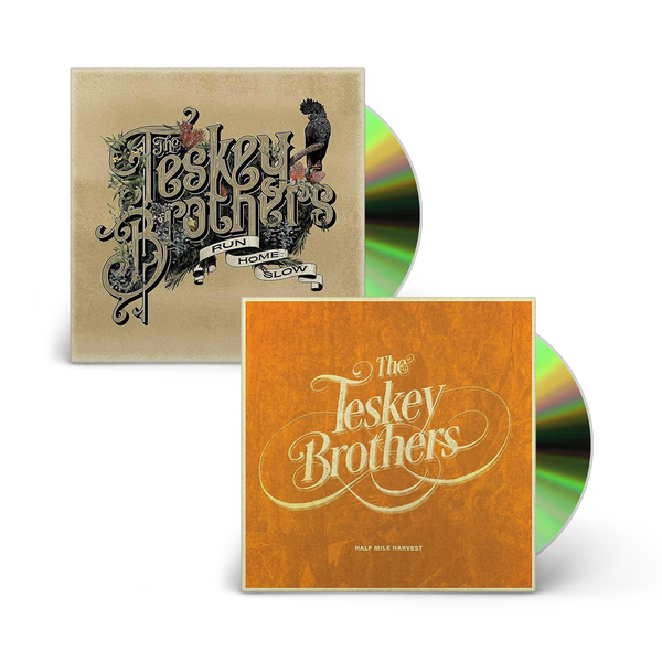 The Teskey Brothers: Get to know the Teskey Bros CD Bundle