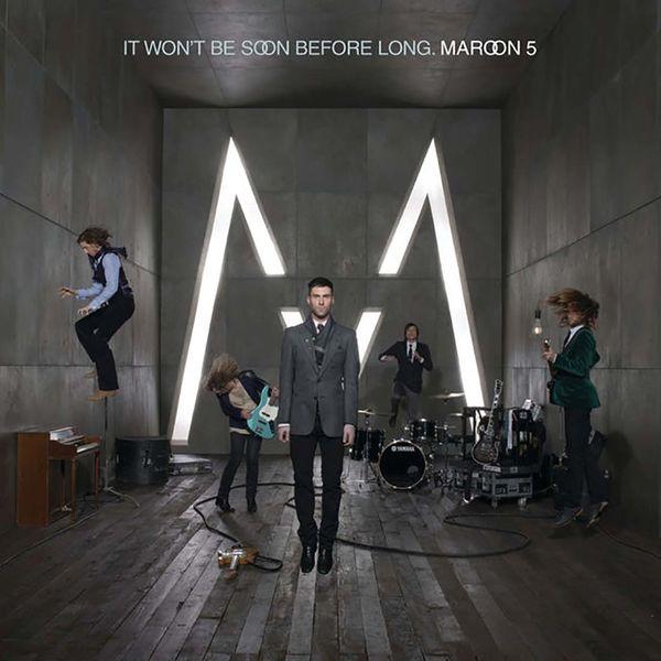 Maroon5: It Won't Be Soon Before Long LP
