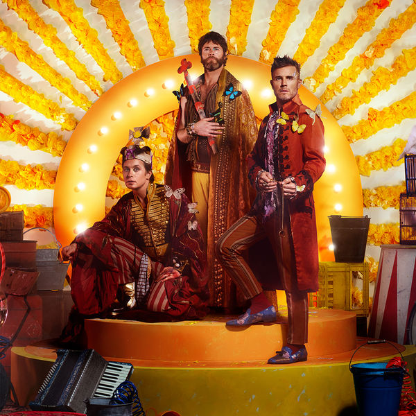 takethat: Wonderland CD Album