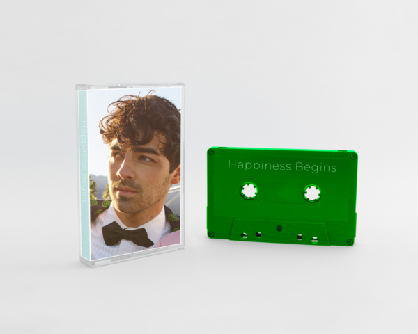 Jonas Brothers: Happiness Begins Cassette - Exclusive Joe Version
