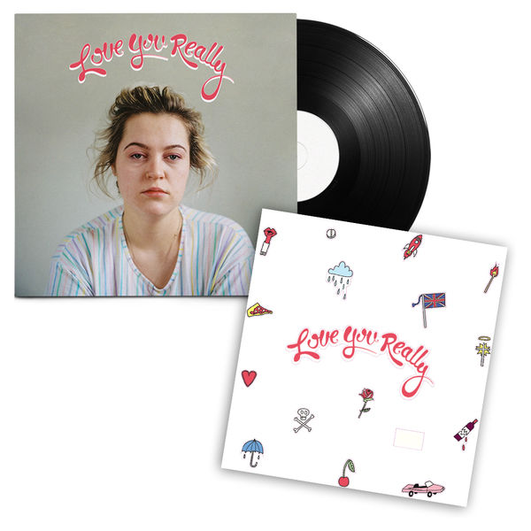 Elli Ingram: Love You Really Signed Vinyl