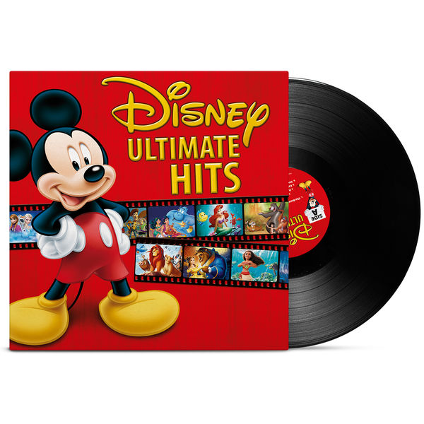 Various Artists: Disney Ultimate Hits