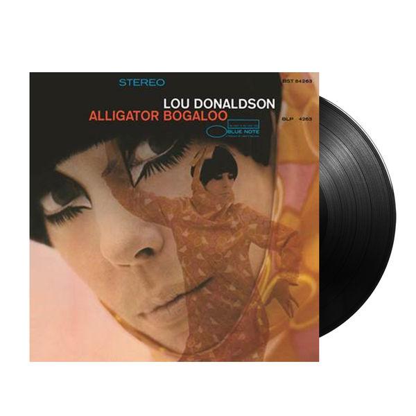 Lou Donaldson: Alligator Bogaloo