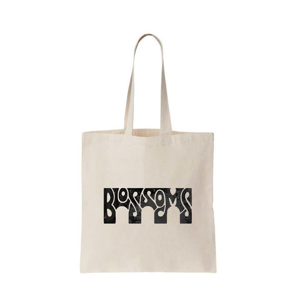 Blossoms: VIADUCT LOGO TOTE