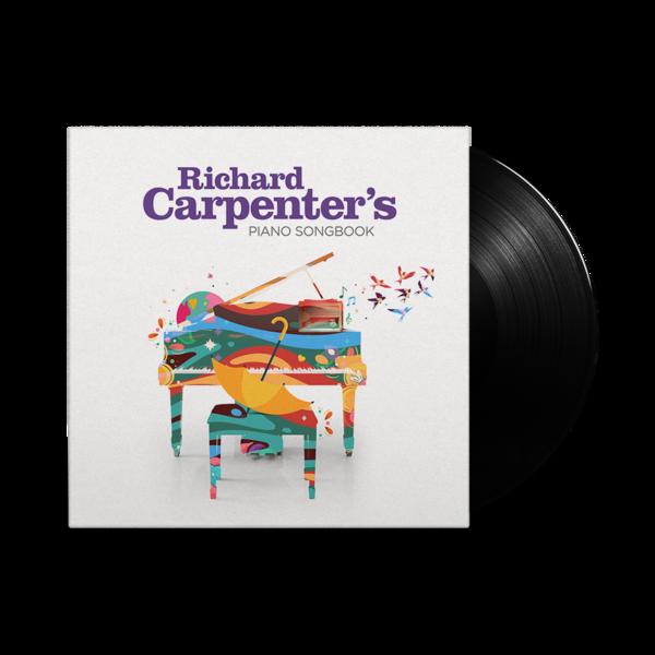 Richard Carpenter: Richard Carpenter's Piano Songbook LP