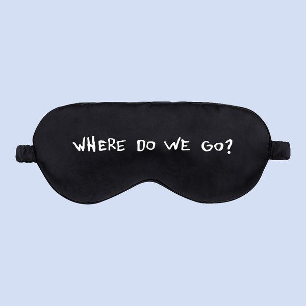 Billie Eilish: WHERE DO WE GO MASK