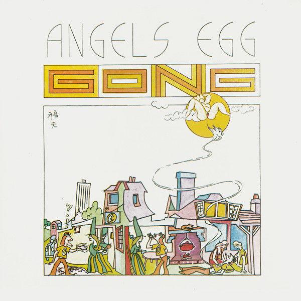 Gong: Angels Egg