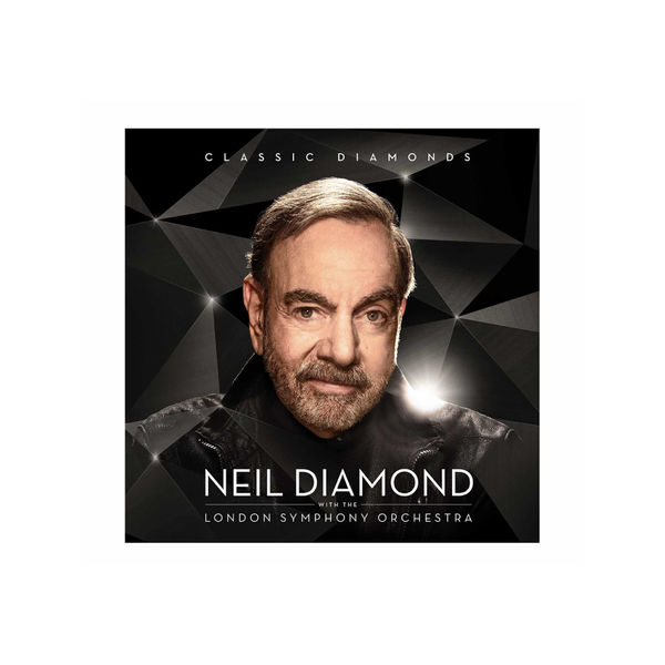 Neil Diamond: Classic Diamonds Print