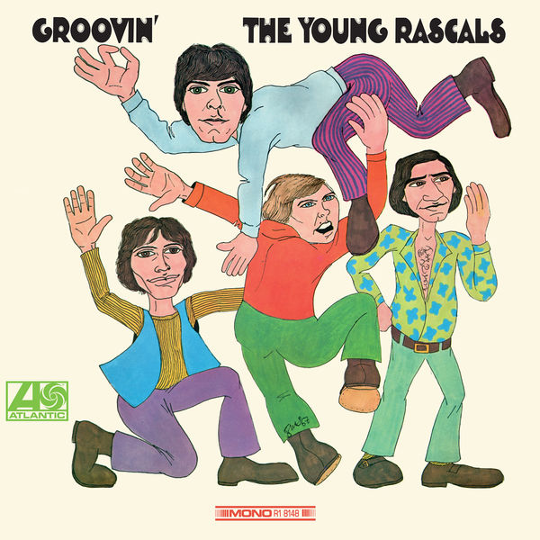 The Young Rascals: Groovin': Mono Translucent Green Vinyl