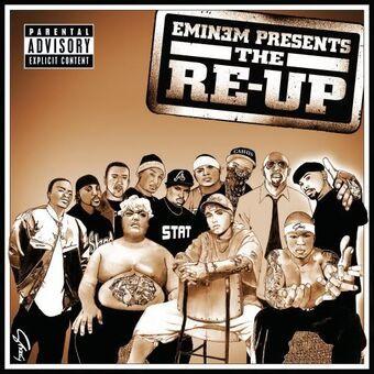 Eminem: Eminem Presents The Re-Up CD