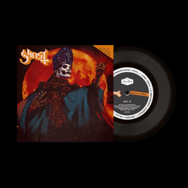 Ghost: Hunter's Moon: Limited Edition Black Vinyl 7