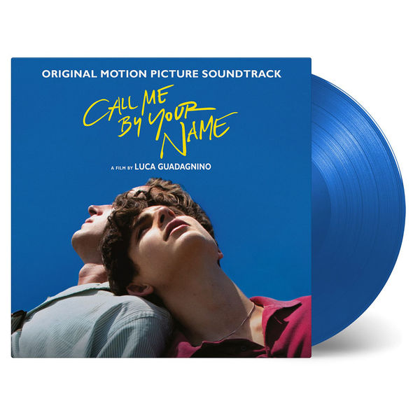 Various Artists: Call Me By Your Name Original Soundtrack