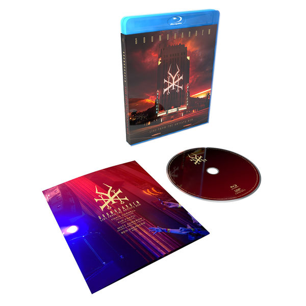 Soundgarden: Live From The Artists Den: Blu-Ray