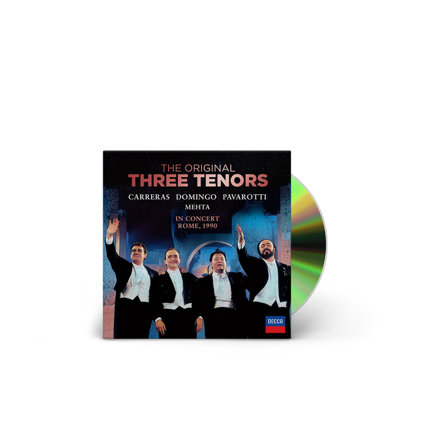 The Three Tenors: Carreras, Domingo, Pavarotti in Concert