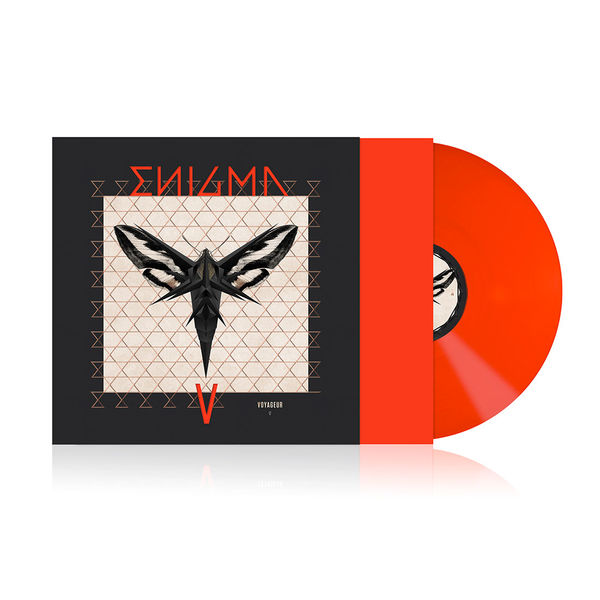 Enigma: Voyageur - Limited Edition Neon Orange Vinyl