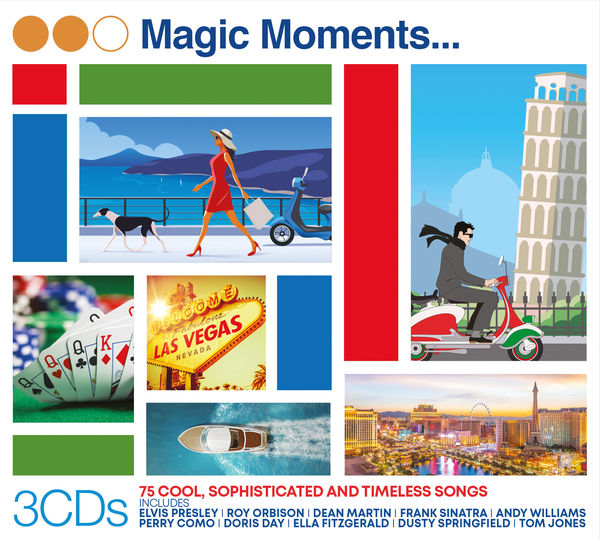 Various Artists: MAGIC MOMENTS
