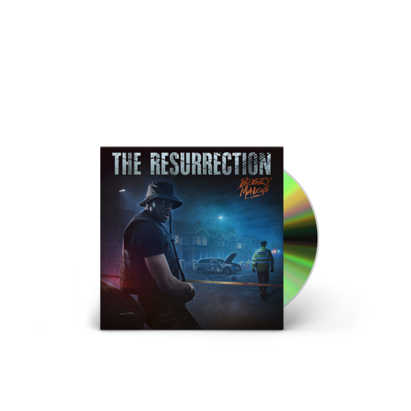 Bugzy Malone: The Resurrection CD
