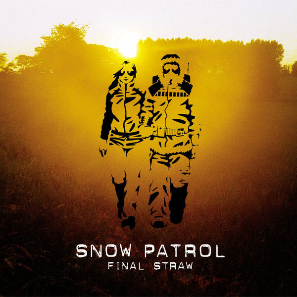 Snow Patrol: Final Straw LP
