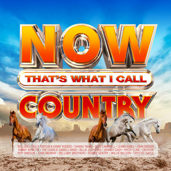Various Artists: NOW That's What I Call Country (4CD)