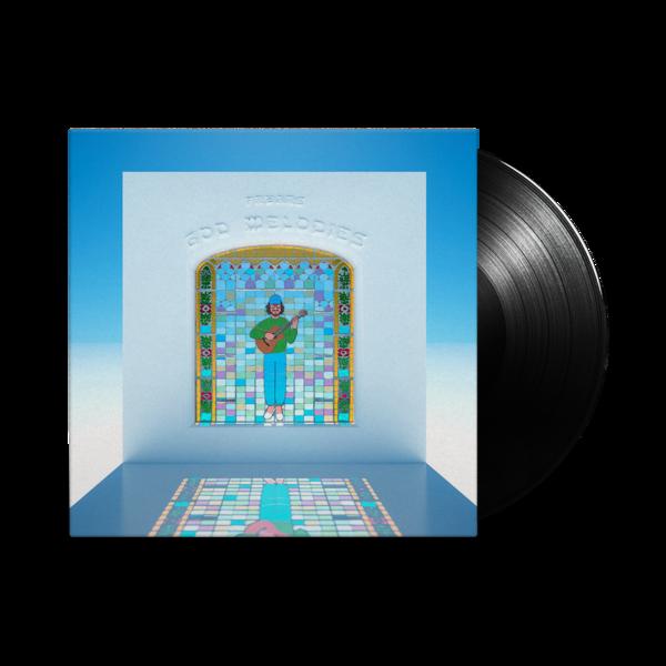 Fryars: God Melodies: Black Vinyl LP