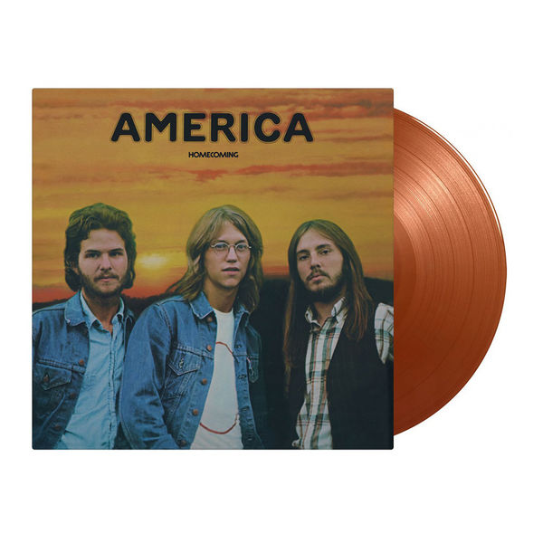 America: Homecoming: Limited Edition Flaming Gold Vinyl