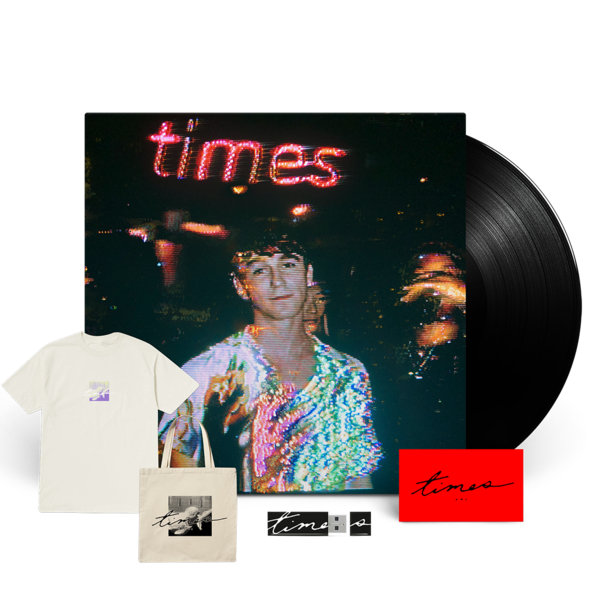 S.G. Lewis: The 'Mega times' LP Bundle