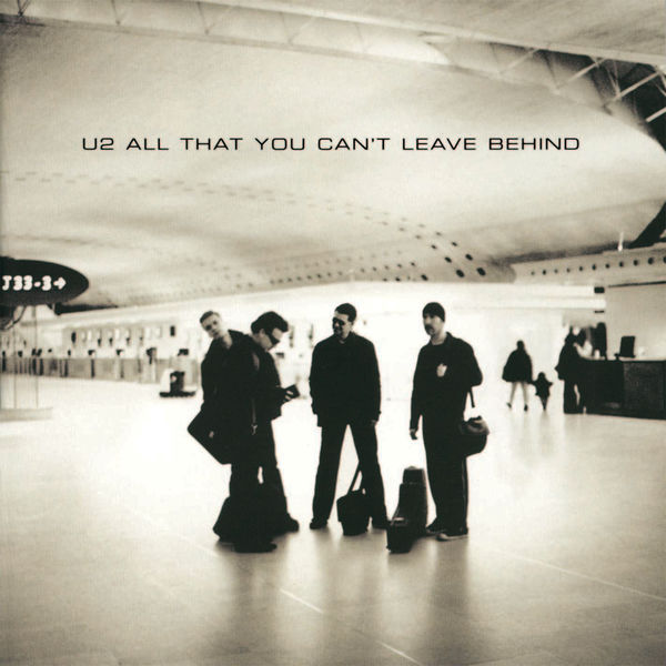 U2: All That You Can't Leave Behind - LP