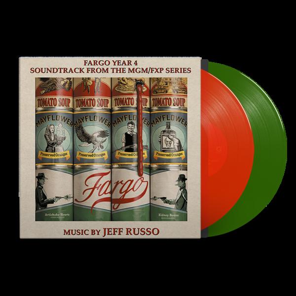 Various Artists: Fargo Season 4: Limited Edition Translucent Red + Green Vinyl 2LP