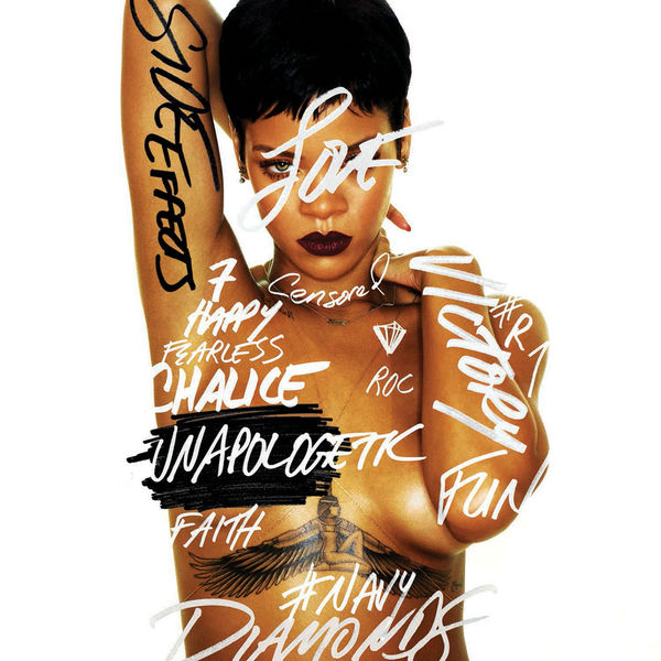 Rihanna: Unapologetic