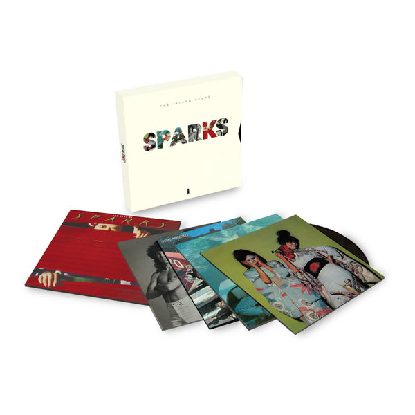 Sparks: The Island Years Boxset