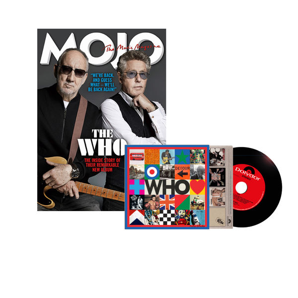 The Who: Collector's Edition MOJO & Exclusive CD