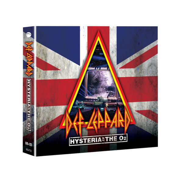 Def Leppard: Hysteria At The O2: BLU-RAY + 2CD
